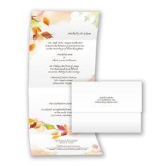 Seasons of Love Seal and Send - Invitation