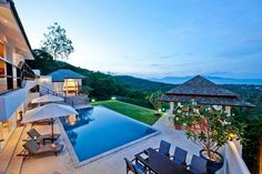 With extensive views over the Bophut bay, Villa Mullion Cove is a spectacular holiday retreat in Thailand, combining a modern design with amenities ensuring ultimate relaxation. Just a few minutes …