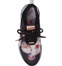 26d9074f3212 Main Image - Ted Baker London Cepape Floral Sneaker  tedbakerlondon   tedbaker  floralprint