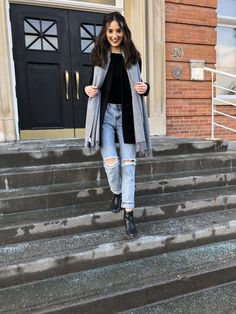 Besties, Duster Coat, Winter Fashion, Fashion Dresses, Normcore, Style Inspiration, Blog, Jackets, Trendy Dresses