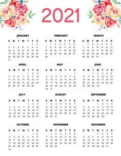 Free Printable 2021 Planner 50 Plus Printable Pages!!! - The Cottage Market Print Calendar, 2021 Calendar, Calendar Design, Calendar Journal, Calendar Ideas, Free Printable Calender, Printable Planner, Free Printables, Planner Pages