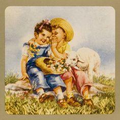 Comprar A Caixa de Lápis Meninos e Ovelha - Caixa Histórica Lápis de Cor Viarco