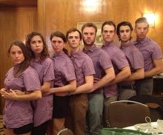Awkward Family Photo StarKid style