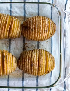 The Hasselback potato is clearly the most impressive spud to ever call itself a side dish.