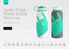hydro-flask-water-bottle-mock-up Hydro Flask Water Bottle Mock-up Item DetailsComments Hydro Flask Water Bottle Mock-up - Food and Drink Packaging Screenshots Share Facebook Google Plus Twitter Pinterest Add to Favorites Add to Collection About If you are searching mock-ups for professionals, your search ends here. Mockups made by mesmeriseme.pro allow you to showcase Your design and impress clients. Usage of this set is very easy – just edit Smart Objects, place your design and save. That's…