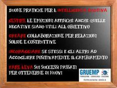 GRUEMP FormazioneAmica - Intelligenza Emotiva