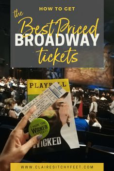 Are you visiting New York City and wondering how to get the best-priced broadway tickets? In this post, I'm going to share the best ways to get tickets for broadway.