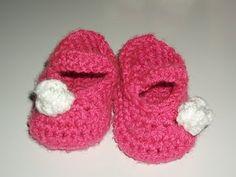 #crochet slippers, #crochet