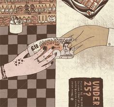 James Grover Illustration Portfolio