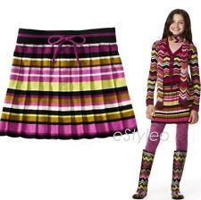 MISSONI FOR TARGET GIRLS KNEE HIGH SOCKS COLORE MULTI-COLOR