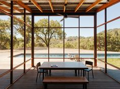 Gallery of Camp Baird / Malcolm Davis Architecture - 4