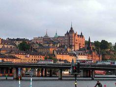 Estocolmo, Suécia. LEIAM