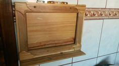 lousa de madeira