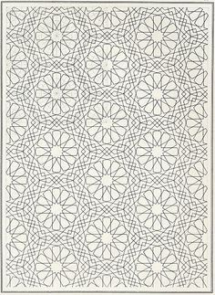 Pattern in Islamic Art - BOU 081