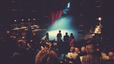 A show in Dumbo #nyc #theater #vsco #spring