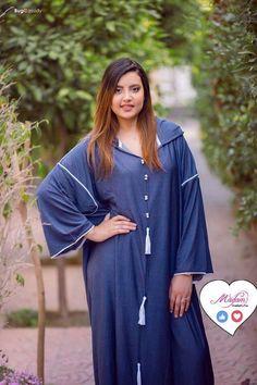 Mode femme · Robe Arabe, Modèle De Caftan, Djellaba Marocaine, Caftan  Marocain, Robe De Maison