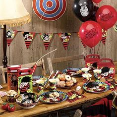 Dennis The Menace party pack! #worldmenaceday
