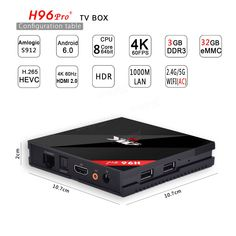 2016 Newest pro+ Smart wifi Android Tv Box amlogic newest kodi octa-core Android in Stock Now Cable Tv Box, Set Top Box, Bluetooth, Android Wifi, Kodi Android, Plus Tv, Arm Cortex, Smart Set, Home Internet