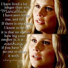 The Originals, quote, and rebekah mikaelson image