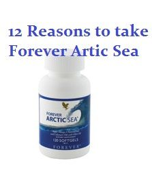 Find out the reasons why to take Forever Artic Sea