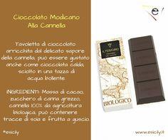 Quanti di voi amano il cioccolato alla cannella? Ai nostri clienti proponiamo quello ORIGINALE modicano.   CLICCA QUI --> http://bit.ly/1VGplcp