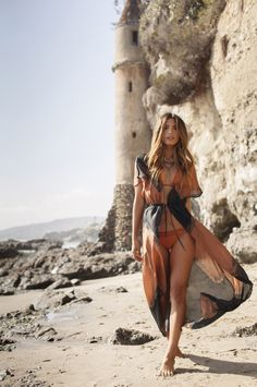Drink the Wild Air | Rocky Barnes in LOV Project Silk Kaftan