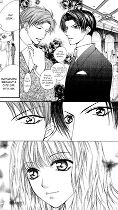 Full House Kiss Manga - Midou ❤️ Mugi