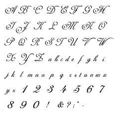 Tattoo Schriften Vorlagen – 40 Designs Posts | http://www.berlinroots.com/tattoo-schriften-vorlagen/