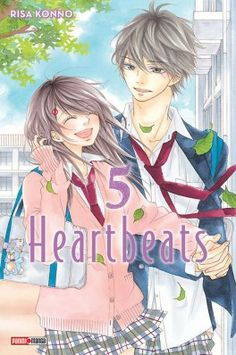 Découvrez Heartbeats, Tome 5 de Risa Konno sur Booknode, la communauté du livre