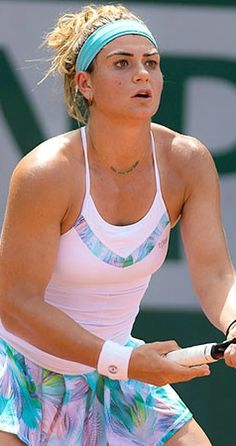 Basak shines in Tonic Active at the Roland Garros French Open French Open, Summer Is Here, Tennis, In This Moment, Roland Garros