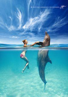 Water Dance. by Felix Hernandez Rodriguez on 500px