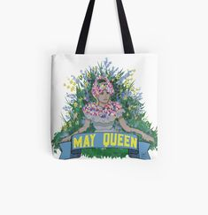 Large Bags, Small Bags, Medium Bags, Top Artists, Cotton Tote Bags, Are You The One, My Arts, Queen, Art Prints