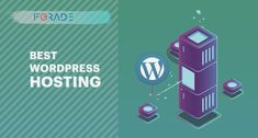 What is Wordpress Hosting? WordPress hosting is just hosting that has been optimized to better meet WordPress' performance and security needs. It also typically includes one-click WordPress installs to make it easy to get started with WordPress. And some WordPress hosts will even automatically update your WordPress software as needed.