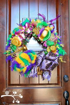 Lookie What I Did: Happy Mardi Gras 2012.......