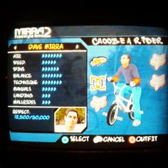 By retrogamehoarder: I spent so much of my childhood on this game :) #nintendo #igernintendo #ninstagram #Gamecube #game #games #gaming #gamer #l4l #f4f #collector #collection #retro #retrogaming #bmx #bmxs #bmxer #skatepark #davemirra #riding #cycling #ridebmx #classic #nintendolife #crtv #oldschool #90s #memories #retrogaming #microhobbit