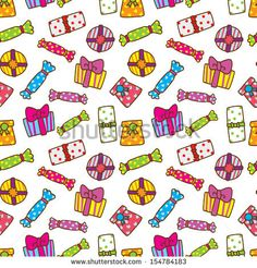 gift box background by mhatzapa, via ShutterStock