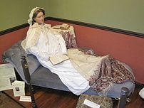 Florence Nightingale - Wikipedia, the free encyclopedia Florence Nightingale, Toddler Bed, Ruffle Blouse, Furniture, Home Decor, Women, Free, Florance Nightingale, Homemade Home Decor