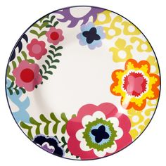 Oui by French Bull Dinner Plate Set of 4