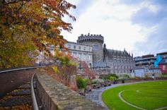 Dublin Castle, Exterior, Spaces, Mansions, House Styles, Mansion Houses, Villas, Fancy Houses, Outdoor Rooms