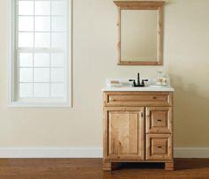 "30 Bathroom Vanity Menards magick woods 30"" wallace collection vanity base at menards"