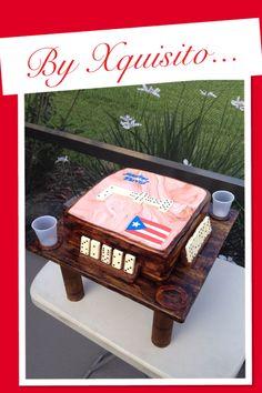 domino cake birthday Google Search Cake decorado de cumpleaos