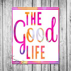 10% Off All Featured Shops ~ The Good Life by Jacquelyn Jones on Etsy