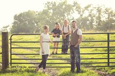 A Country Chic Family Portrait Session   Brian, Tobey, Paula, Layla, and the family dog, Wyatt! » Shelby Studios Photography   Peoria IL wedding photographers