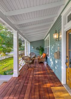 Exteriors - Traditional - Porch - other metro - by Dalrymple Front Porch Posts, Front Porch Design, Small Front Porches, Farmhouse Front Porches, House Paint Exterior, Exterior House Colors, Traditional Porch, House Painting, Future House