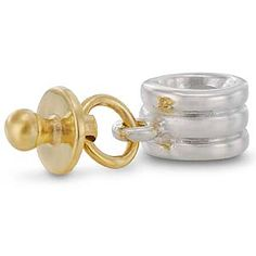Pandora Pacifier Charm... A reminder of many memories of not only my children but now my grandchildren as well!