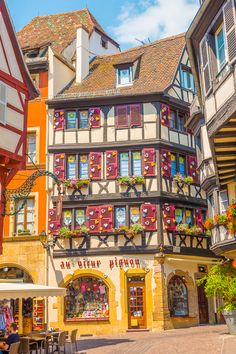 A Fairytale Village in France : Colmar, France. This colorful, medieval village may may be the most beautiful small town in France! Your Complete Guide to Colmar, France. Come see why this colorful village may be the most beautiful small town in France! The Places Youll Go, Places To Visit, Travel Around The World, Around The Worlds, Alsace France, Belle France, Beautiful Places To Travel, France Travel, Dream Vacations