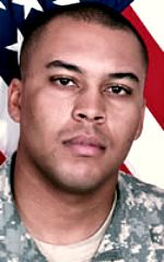 Army SSG Jay E. Martin, 29, of Baltimore, Maryland. Died April 29, 2007, serving during Operation Iraqi Freedom. Assigned to 3rd Squadron, 61st Cavalry Regiment, 2nd Brigade Combat Team, 2nd Infantry Division, Fort Carson, Colorado. Died of injuries sustained when an improvised explosive device detonated near his position during combat operations in Baghdad, Iraq.