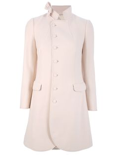 RED VALENTINO - Bow Coat
