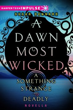 A Dawn Most Wicked cover!