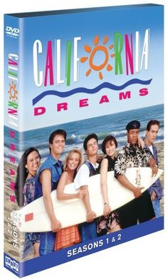 California Dreams, Created by Ronald B. Solomon, Brett Dewey.  With Kelly Packard, Michael Cade, Jay Anthony Franke, William James Jones. Living in California, a bunch of cool teenagers decide to form a rock band, the Dreams. Between gigs, they have to deal with real-life issues.